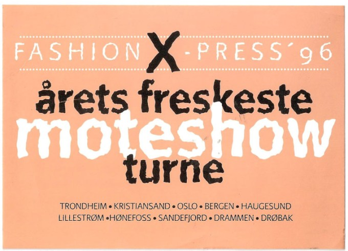 Fashion xpress 1996