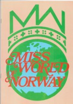 Miss world norway 1986