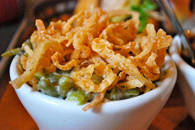 The History Of The Green Bean Casserole