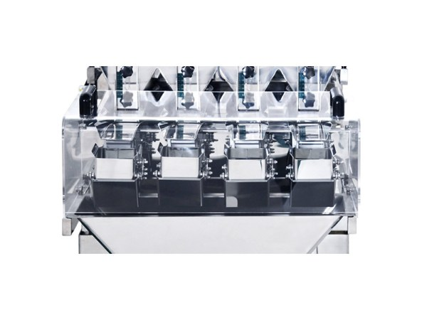 JW-AXS4 Four Head Linear Weigher Stainless Steel Machine