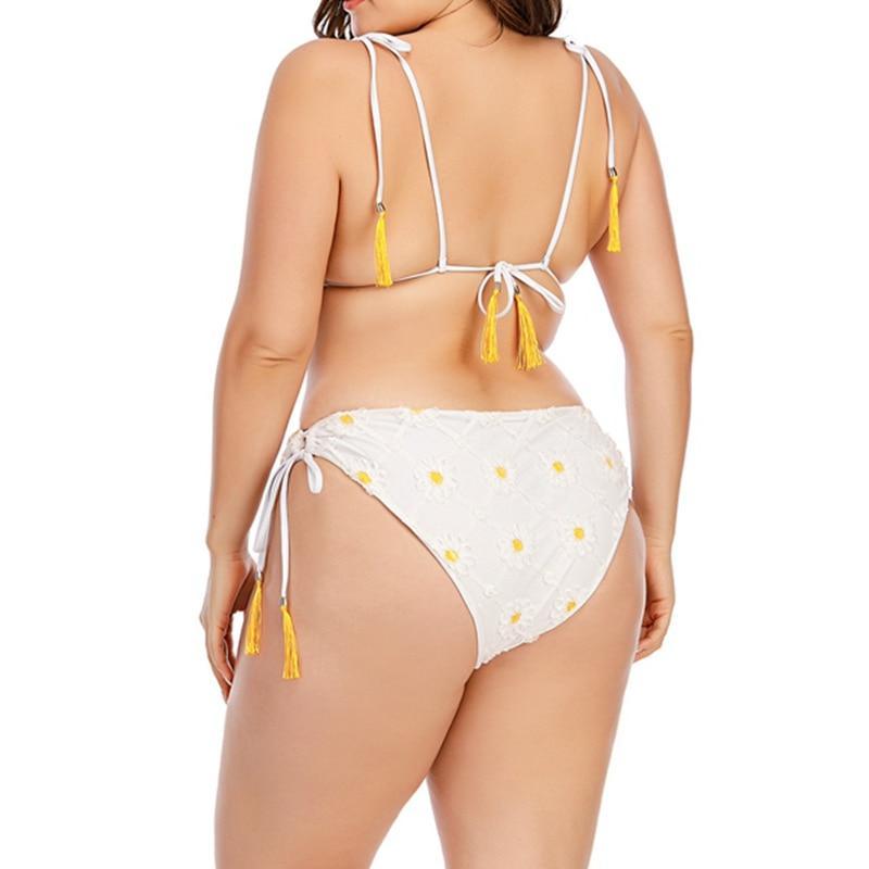Plus Size Sequins Bikini Micro Swimsuit Shiny Bikini Push Up Swimwear Bathing Suit Strappy Swimsuit Bandage Bikinis Women