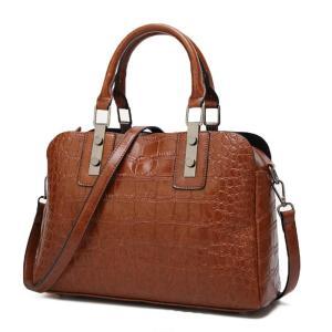 Luxury Handbag Crocodile Pattern Shoulder Bags For Women 2018 Vintage Leather Handbags Women bag totes sac a main bolsa feminina