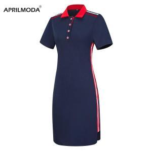 2019 Fashion Brand Women Polo Dress T Shirt Short Sleeve Summer Elegant Dresses Patchwork Female Casual Oversized 6XL Vestidos