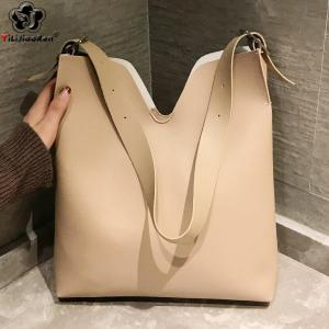 Luxury Handbags Women Bags Designer Casual Women Handbag Famous Brand Leather Ladies Hand Bags Simple Shoulder Bag for Women Sac