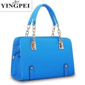 YINGPEI Women Messenger Bags  Luxury Handbags Top-Handle Women Bags Designer Casual Tote Femme Fashion Pocket High quality