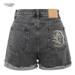 Shorts Female Summer High Waist Shorts Women's Denim Shorts Fashion Denim Shorts Female Denim Streetwear Shorts Vintage Denim