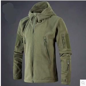 New Military Tactical Outdoor Soft Shell Fleece Jacket Men Army Polartec Sportswear Thermal Hunt Hiking Sport Hoodie Jackets