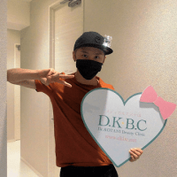 [OTHER TWITTER] 160727 DKBC Beauty Clinic's Twitter Update: Junsu's visit to their store