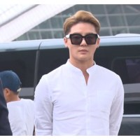 [PRESS PICS] 160729 Kim Junsu at Incheon International Airport, heading to Shanghai