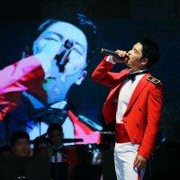 [HQ FANCAMS] 160819 CPL Kim Jaejoong at Gyeryong Harmony Concert