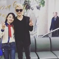 [OTHER INSTAGRAM] 161021 YOUNHA Instagram Update - Backstage of 'Dorian Gray' with Junsu