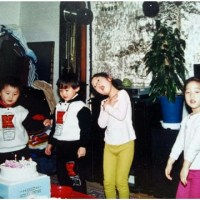 [PIC/OTHER INSTAGRAM] Yenny Kim Instagram Update - childhood photo with Junsu & Junho