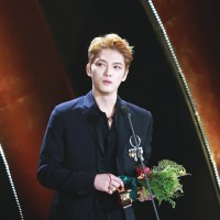 [HQ PICS/FANCAM] 170113 Kim Jaejoong at 2017 Golden Disc Awards