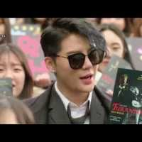 [VIDEO] 170116 Kim Junsu's cameo in drama 'Introverted Boss' - TOP STAR