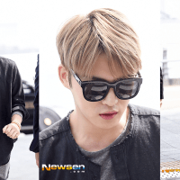 [PRESS PICS + VIDEOS] 170324 Kim Jaejoong at Incheon Airport, heading to macau