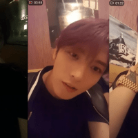 [VIDEOS] 170420 Kim Jaejoong's Insta Live: Close up + Hanging out