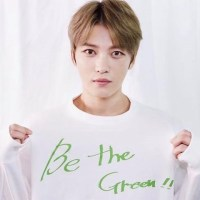 "[PICS/VIDEO/SNS] 170422 CJeS Naver: Kim Jaejoong & CJeS Artists for ""Be The Green"" Campaign - Earth Day"