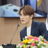 [VIDEO+TRANS] 170421 Complete Coverage of Kim Jaejoong's Commission Ceremony by Gongju News