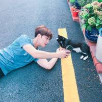 [INSTAGRAM] 170725 Kim Jaejoong Instagram Update: Endless love for cats