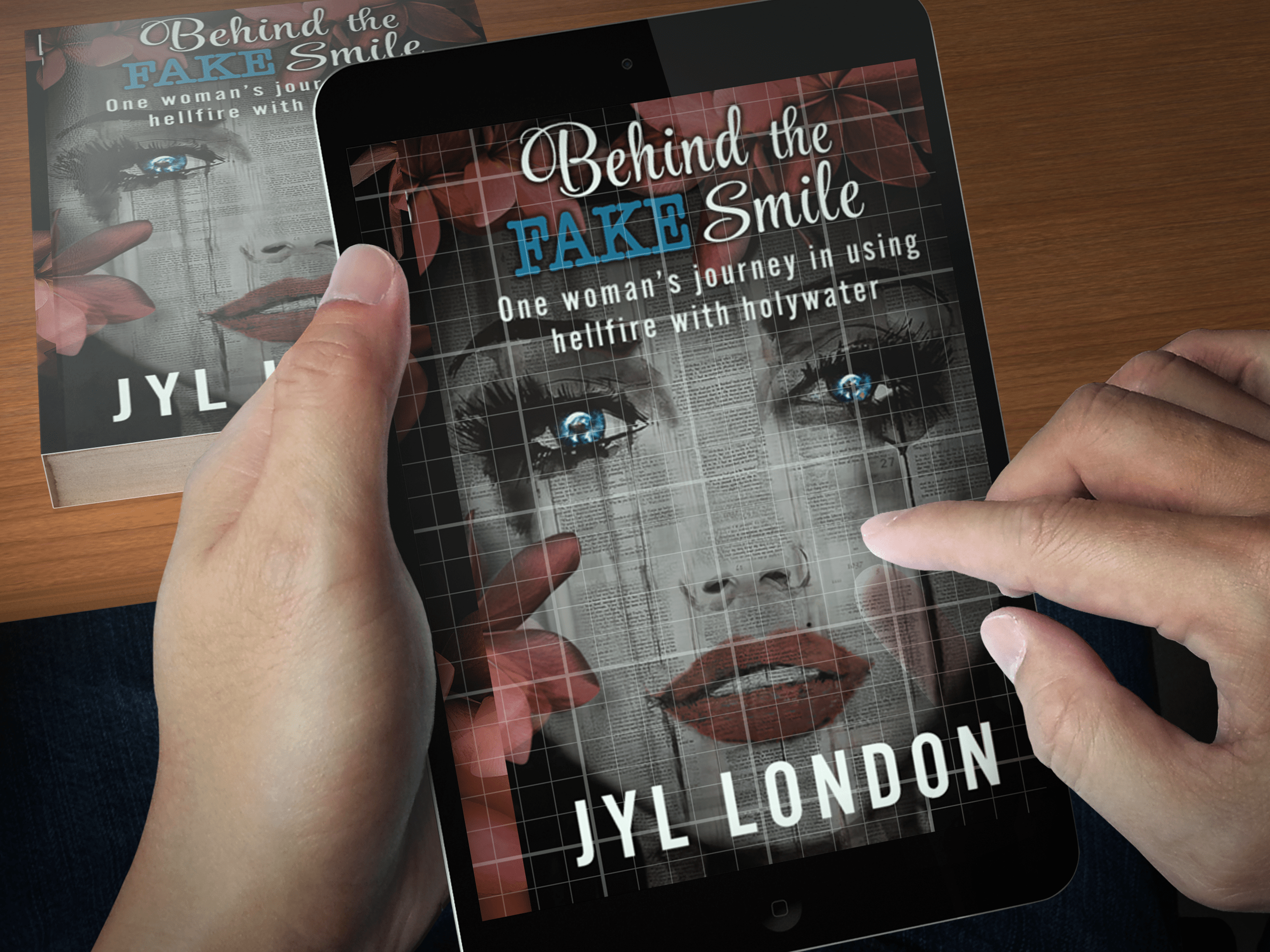 Behind the Fake Smile - eBook and Print
