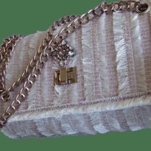bolso estilo Chanel