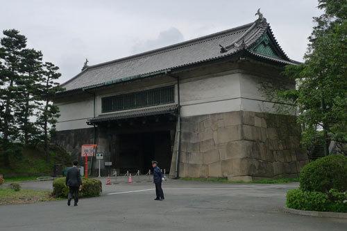 江戸城の門