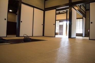 弘前城下町旧笹森家住宅