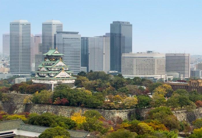 大阪城サムネイル