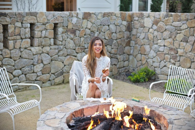 cuppajyo-sanfrancisco-fashion-lifestyle-blogger-farmhouse-inn-sonoma-russian-river-valley-romantic-getaway-steviemay-byronbay-lace-mididress-13
