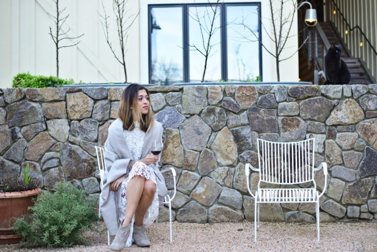 cuppajyo-sanfrancisco-fashion-lifestyle-blogger-farmhouse-inn-sonoma-russian-river-valley-romantic-getaway-steviemay-byronbay-lace-mididress-4