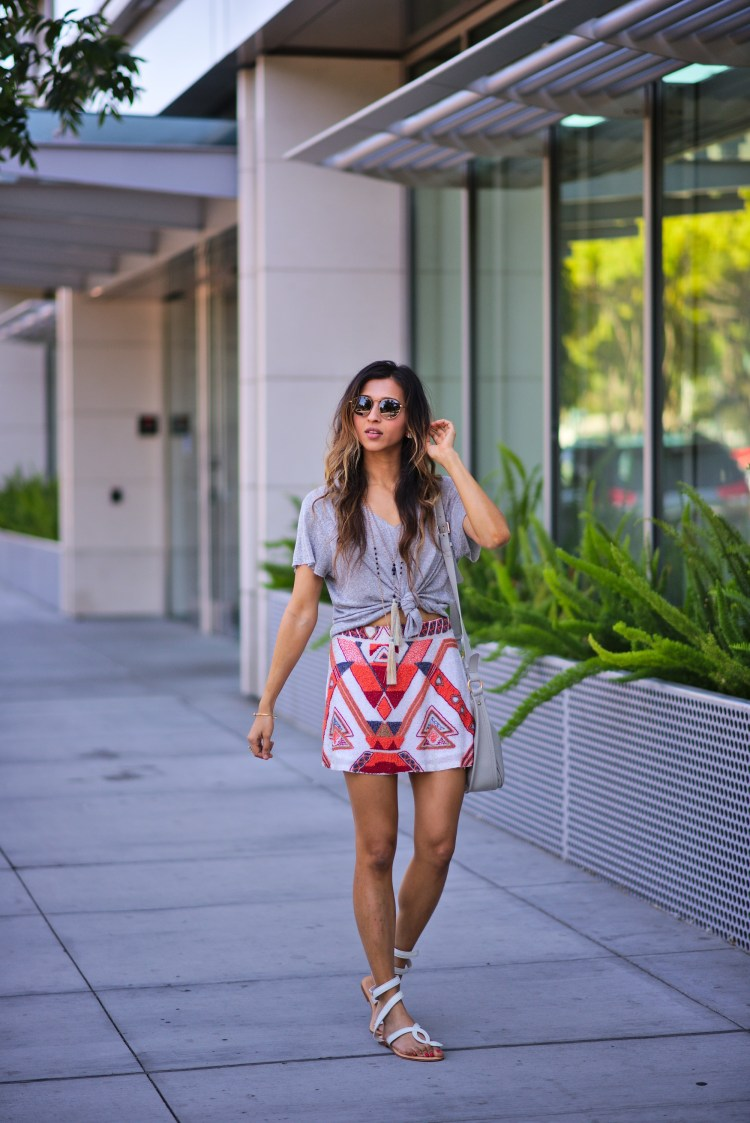 cuppajyo-sanfrancisco-fashion-lifestyle-blogger-chloeoliver-ashember-beaded-miniskirt-streetstyle-1