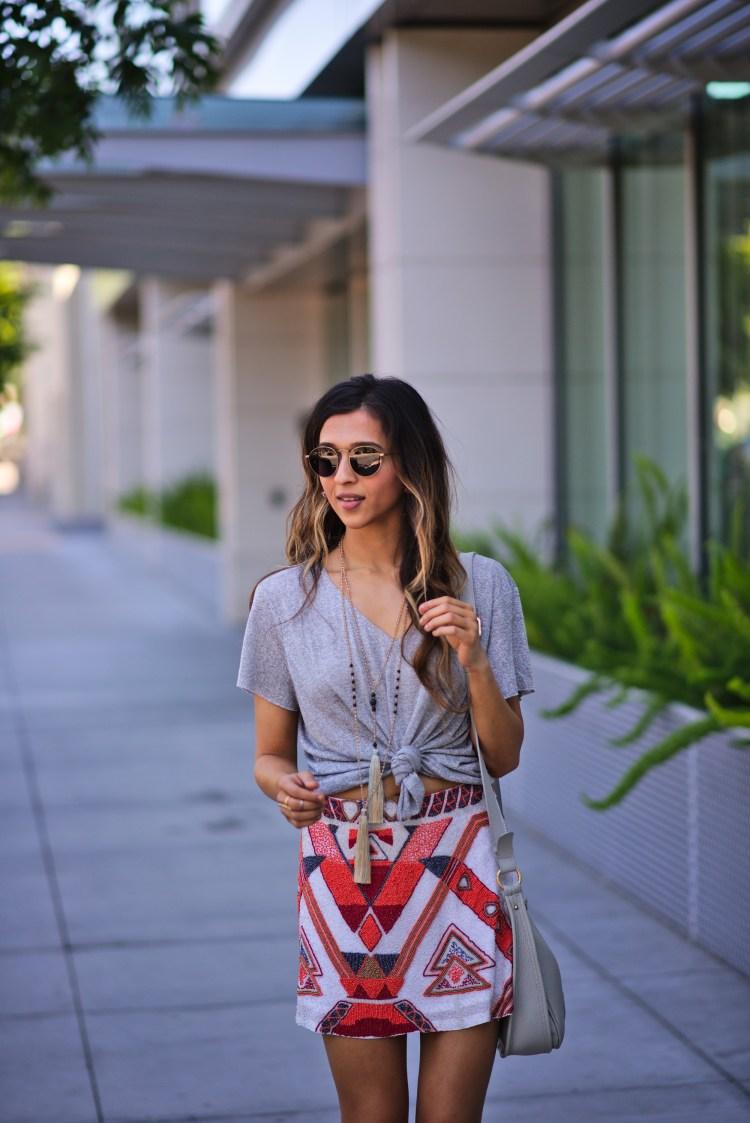cuppajyo-sanfrancisco-fashion-lifestyle-blogger-chloeoliver-ashember-beaded-miniskirt-streetstyle6