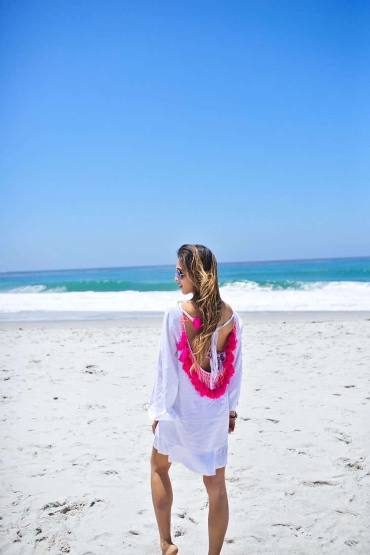 cuppajyo_sanfrancisco_california_style_fashionblogger_lifestyle_travelblogger_carmel_beach_swimwear_sundress_beachbrella_summer_13