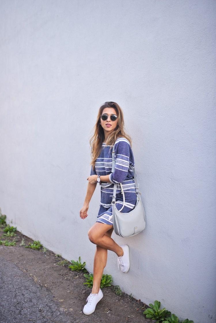 cuppajyo_fashion_travel_lifestyleblogger_sanfrancisco_solangeles_coloredhaircare_strivectinhair_populationsalon_stripes_casualstyle_5