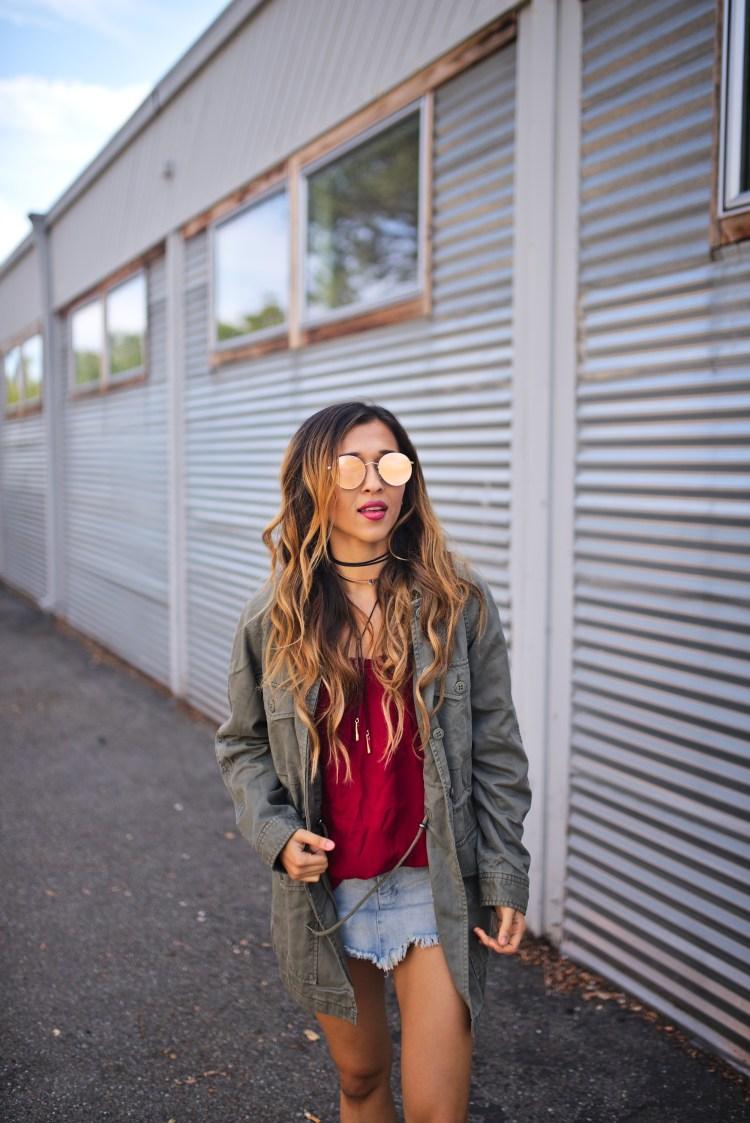 cuppajyo_style_travel_fashionblogger_sanfrancisco_bayarea_fallfashion_parkajacket_offtheshoulder_denimskirt_sanctuaryclothing_streetstyle_6