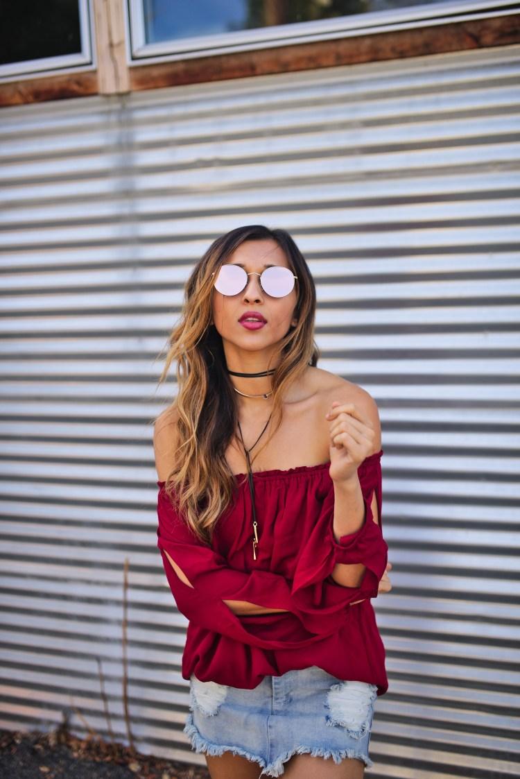 cuppajyo_style_travel_fashionblogger_sanfrancisco_bayarea_fallfashion_parkajacket_offtheshoulder_denimskirt_sanctuaryclothing_streetstyle_8