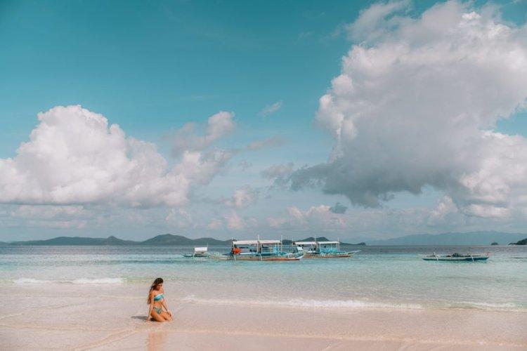 Philippines Island Hopping In Coron Jyo Shankar