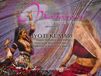 Jyoti Kumari - Corsi di Danza Indiana a Parma