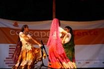 Rajasthani Dance by rajput Maharani, Spettacolo Indian Routes Festival Consapevolmente, giugno 2013 Lerici (SP)