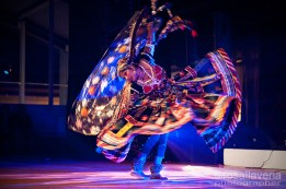 Kalbeliya Dance - Suva Devi, Nomad Dance Fest, Milano 2011