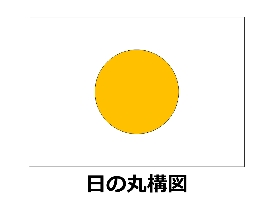 構図その6:【日の丸構図】