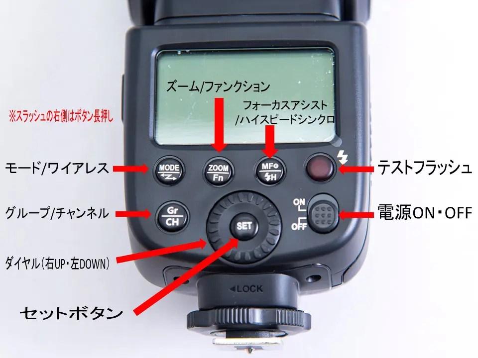 無線化の前に、まずはTT600の使い方を覚える