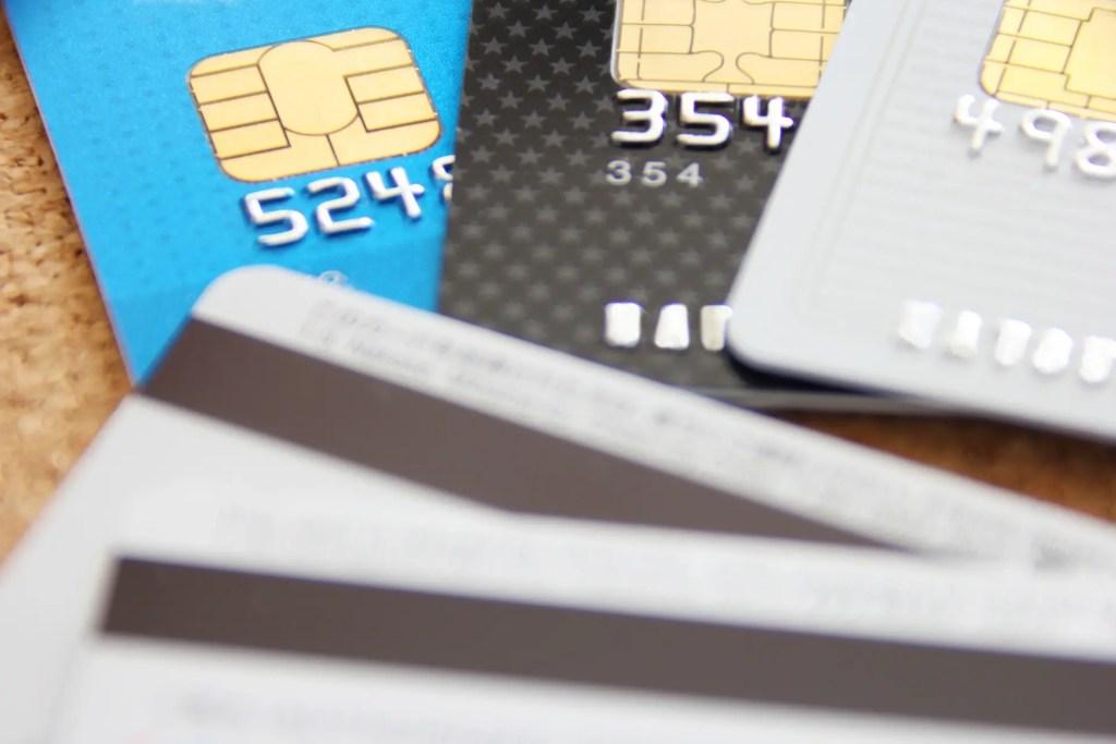 カメラマンになる準備③:クレジットカードは絶対に作っておく!
