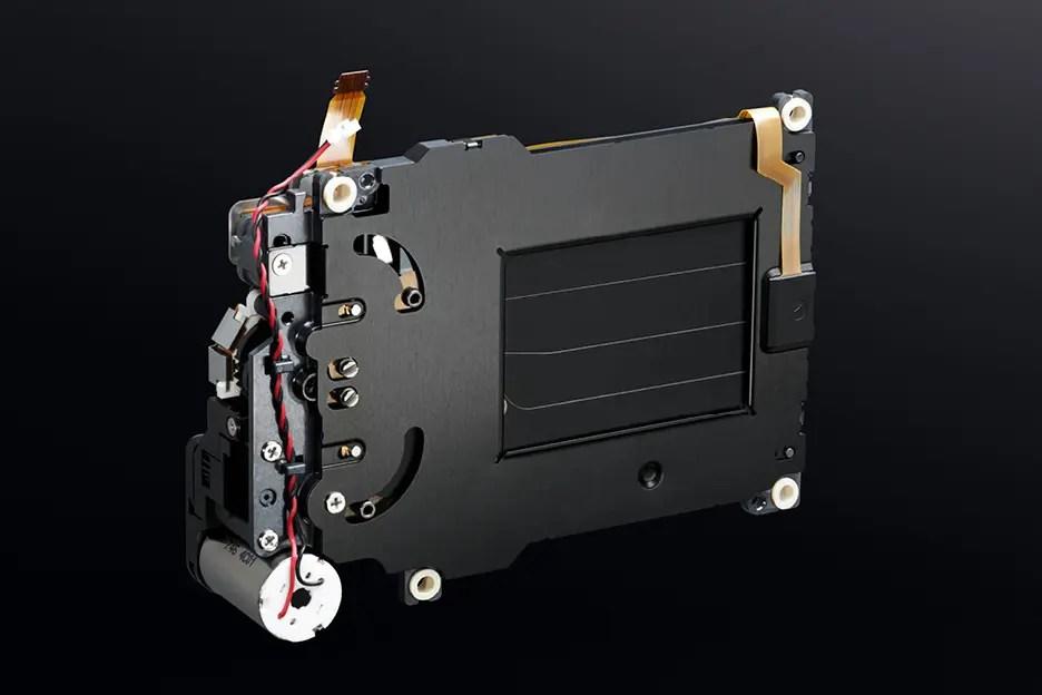 Z5の良い所③:上位モデル同等!20万回の高耐久シャッター