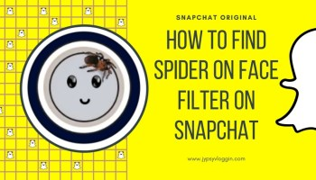 How To Get Spicy Spider Filter On Snapchat Jypsyvloggin