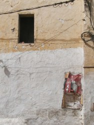 Pleins et déliés sur les murs d'Azemmour