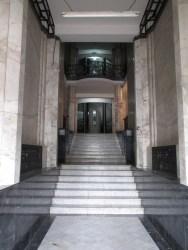 """""""L'Urbaine"""", hall d'entrée (de gauche)"""