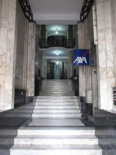 """""""L'Urbaine"""", hall d'entrée (de droite)"""