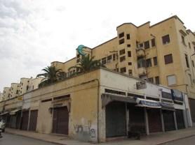 Dos des immeubles de la CFAO