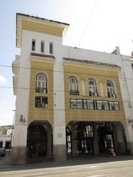 Immeuble de La Vigie Marocaine, Casablanca